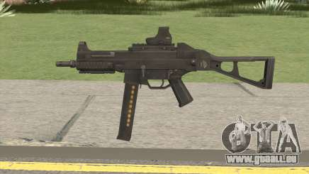 Battle Carnival UMP-45 für GTA San Andreas