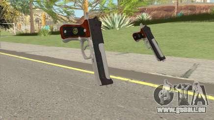 Samurai Edge Wesker Model für GTA San Andreas