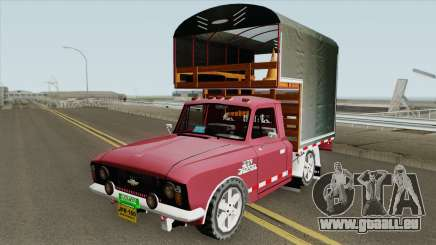 Chevrolet Luv 1980 pour GTA San Andreas