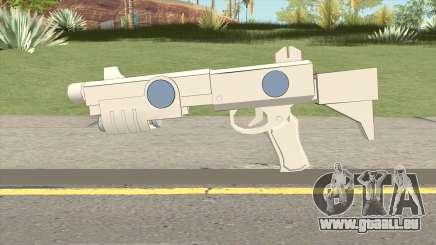 Constanze Shotgun Little Witch Academia pour GTA San Andreas
