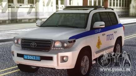 Toyota Land Cruiser UMVD de la Russie pour GTA San Andreas