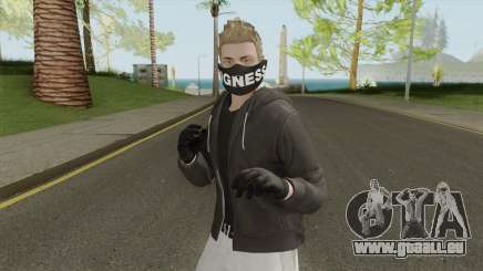 Skin De GTA 5 Online HQ pour GTA San Andreas