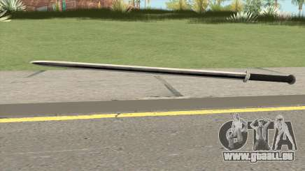 Iron Katana (Dynasty Han) pour GTA San Andreas