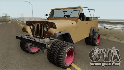 Jeep Commando 1969 für GTA San Andreas