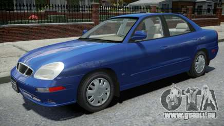Daewoo Nubira II Sedan 2000 pour GTA 4
