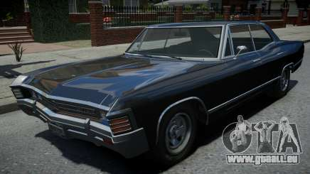 Declasse Impaler Super Sedan Supernatural für GTA 4