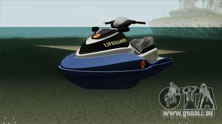 Seashark Lifeguard pour GTA San Andreas