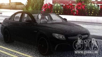 Mercedes-Benz E63 AMG S W213 pour GTA San Andreas