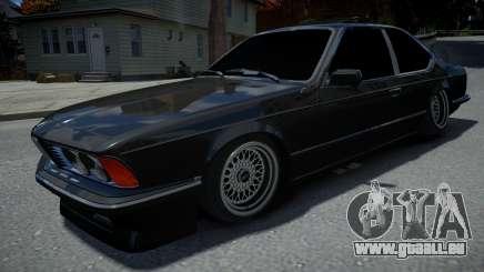 BMW M6 E24 1986 für GTA 4