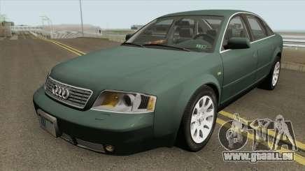 Audi A6 C5 Prefacelift 2.7 Biturbo 00 (US-Spec) pour GTA San Andreas