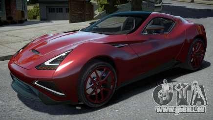 Icona Vulcano Titanium 2016 für GTA 4