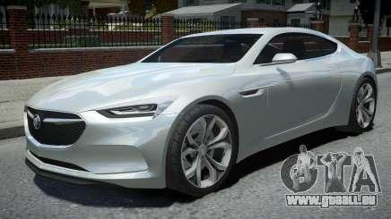 Buick Avista Concept 2016 HQ für GTA 4