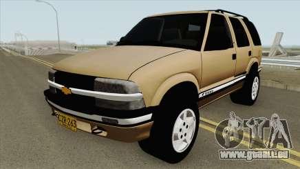 Chevrolet Blazer 99 pour GTA San Andreas