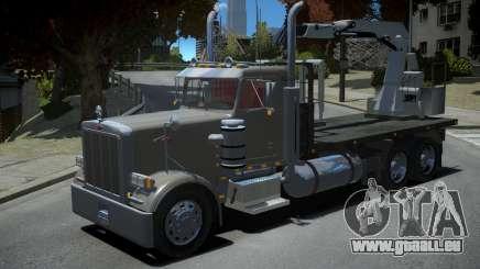 Peterbilt 379 Daycab pour GTA 4