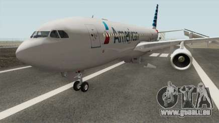 Airbus A330-200 RR Trent 700 (American Airlines) für GTA San Andreas
