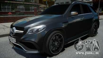 Mercedes-Benz ML 63 AMG pour GTA 4