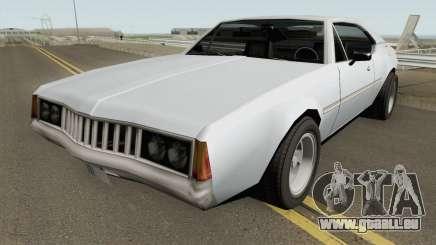 Clover Restored für GTA San Andreas