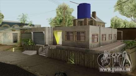 Carl New Home In Ganton pour GTA San Andreas