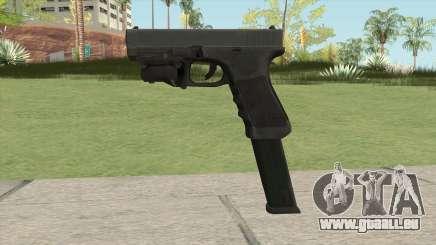 Glock 17 Laser Extendo für GTA San Andreas