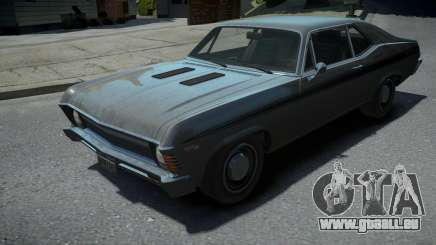 Declasse Vamos v1.1 SS Based Version für GTA 4