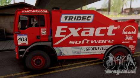 MAN TGA Dakar pour GTA San Andreas