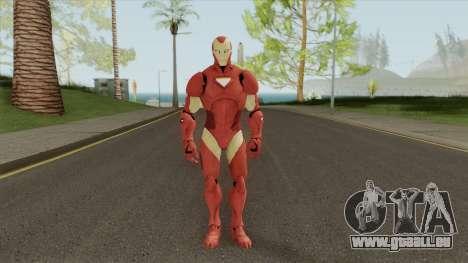 Iron Man (Marvel Ultimate Alliance 2) pour GTA San Andreas