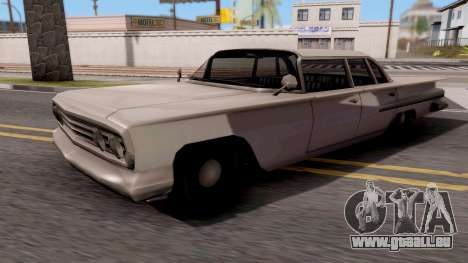 Declasse Savanna 1960 pour GTA San Andreas