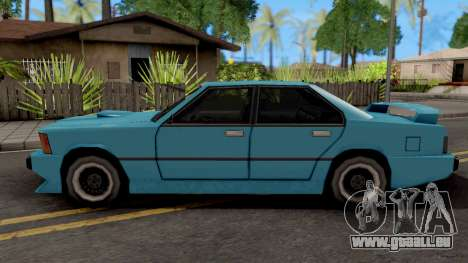 Sentinel XS from GTA VC pour GTA San Andreas