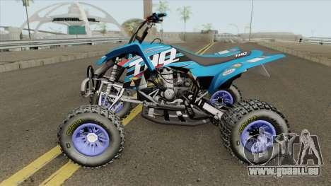 KTM 450 SX pour GTA San Andreas