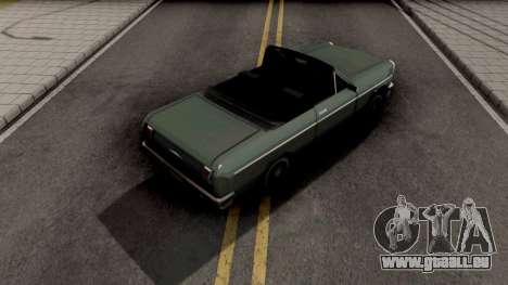 Declasse Biennial v2 pour GTA San Andreas