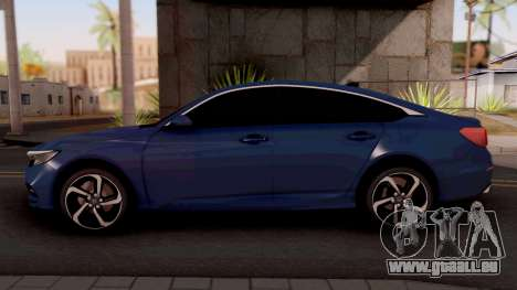 Honda Accord 2019 Sport pour GTA San Andreas