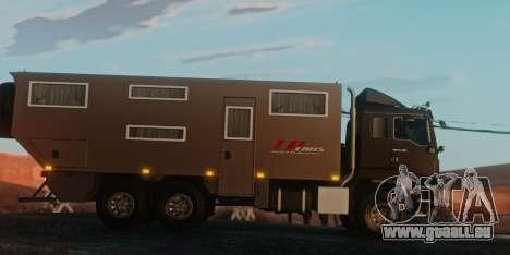 MAN HOME LPcars pour GTA San Andreas