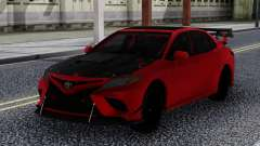 Toyota Camry Sport Red für GTA San Andreas