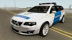 Volkswagen Passat Variant Magyar Rendorseg pour GTA San Andreas