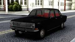 GAZ 24 Volga Noire pour GTA San Andreas