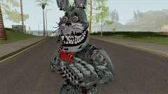 Nightmare Bonnie pour GTA San Andreas