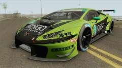 Lamborghini Huracan GT3 2018 pour GTA San Andreas