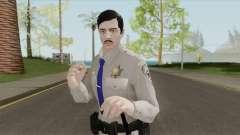 GTA Online Random Skin 16 SAHP Officer pour GTA San Andreas