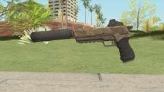 Silenced Pistol (Fortnite)