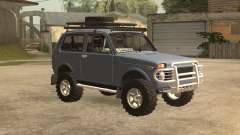 VAZ 2121 Off-road für GTA San Andreas