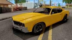 Declasse Sabre GTA 5 pour GTA San Andreas