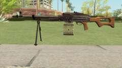 CSO PKM Machine Gun