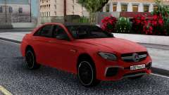 Mercedes-Benz E63s FIX