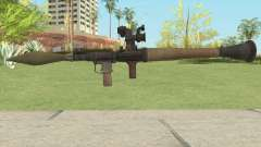 RPG 7 (Medal Of Honor 2010) für GTA San Andreas