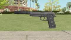 Silenced Pistol (Max Payne 3)