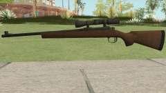 Sniper Rifle HQ pour GTA San Andreas