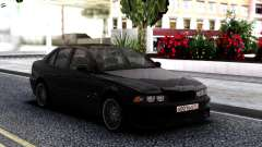 BMW M5 E39 Sedan pour GTA San Andreas