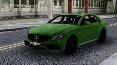 Mercedes-Benz CLS63s pour GTA San Andreas