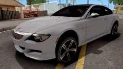 BMW M6 E63 2010