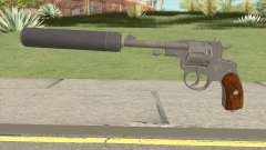 PUBG Revolver M1895 Silenced